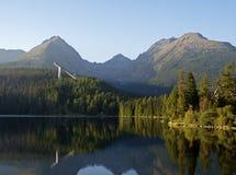 Das hohe Tatras Lizenzfreie Stockfotografie