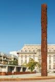 Das Holocaust-Denkmal Lizenzfreies Stockbild