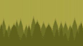 Das Holz auf einer Vorlage Lizenzfreies Stockbild