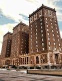 Das Hotel Syrakus Lizenzfreies Stockfoto