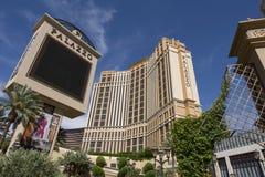 Das Hotel und das Zeichen Palazzo Lizenzfreie Stockfotografie