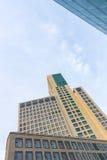 Das Hotel Waldorf Astoria durch Hilton (Zoofenster) Stockbild