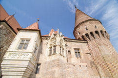 Das Huniazi-Schloss Lizenzfreie Stockfotografie