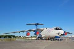 Das Ilyushin Il-76MDK Stockfotografie