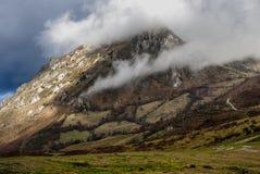 Das immensiyt des Berges Lizenzfreie Stockbilder