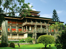 Das Indonesien-Museum (TMII) stockfoto