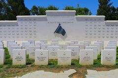 Das 26. Infanterie-Regiment und Yahya Cavus Memorial, Canakkale stockbilder