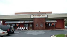 Das inLaurel Café der schweren Zeiten, Maryland lizenzfreies stockbild