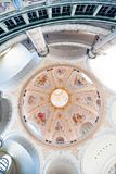 Das Innere von Frauenkirche Stockfotos