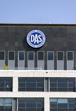 Das insurance office in Amsterdam Royalty Free Stock Photo