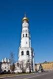 Das Ivan der große Glocke-Kontrollturm Komplex Stockbilder