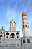 Das Ivan der große Glocke-Kontrollturm Komplex Stockfoto