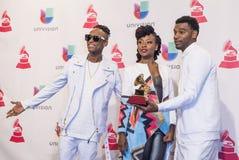 Das 16. jährliche lateinische Grammy Awards Stockfotografie