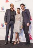 Das 16. jährliche lateinische Grammy Awards Lizenzfreies Stockfoto