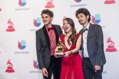 Das 16. jährliche lateinische Grammy Awards Stockfotos