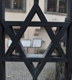 Das jüdische Viertel in Prag Stockfoto
