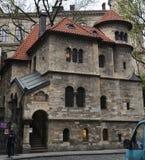 Das jüdische Viertel in Prag Lizenzfreie Stockfotografie