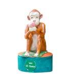 Das Jahr von Affen 2016 Stockbild