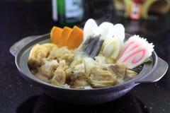 Das japanische Lebensmittel Stockfotografie