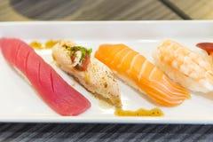 Das japanische Lebensmittel Stockbild