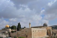 Das Jerusalem Stockbilder