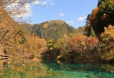 Das Jiuzhaigou lizenzfreie stockfotografie