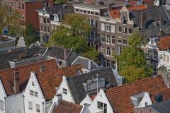 Das Jordaan Amsterdam Lizenzfreie Stockfotos