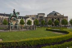 Das königliche dänische Theater Lizenzfreies Stockfoto