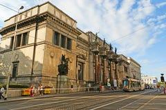 Das königliche Museum Stockfoto