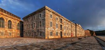 Das königliche William-Yard Stockfotos
