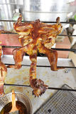 Das Küchenbrathähnchen Lizenzfreie Stockfotografie