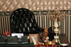 Das Kabinett Stockbild