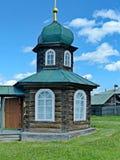 Das Kapellen-Retterc$xix-thjahrhundert 'Hexagon'Form in der Basis und in dem zweitrangigen wiederholt lizenzfreies stockbild