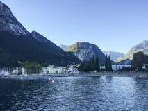 Das Kapital des Kletterns, Italien Lizenzfreies Stockfoto
