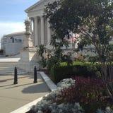 Das Kapitol, Washington, USA lizenzfreies stockfoto