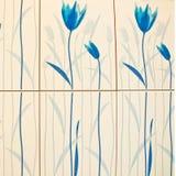 Das keramische der Blume lizenzfreie stockfotografie