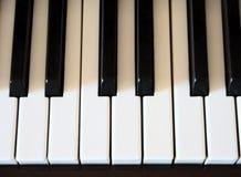 Das Klavier Stockbilder
