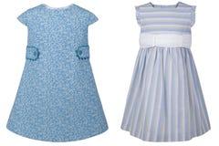 Das Kleid der Kinder stockfotos