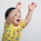 Das kleine Kind Stockfoto