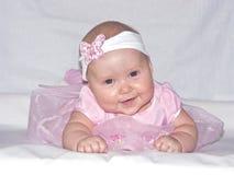 Das kleine Mädchen   Lizenzfreies Stockfoto