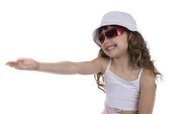 Das kleine Mädchen 6 Stockfotos