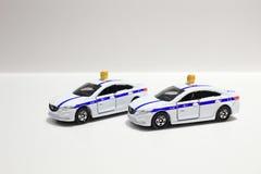 Das kleine Taxi des Japaners Stockbild