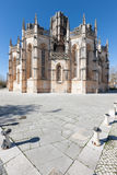 Das Kloster von Batalha Lizenzfreie Stockbilder