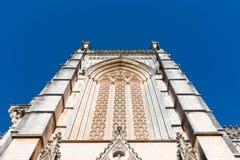 Das Kloster von Batalha Stockfotografie