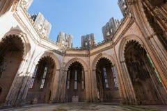 Das Kloster von Batalha Stockbilder
