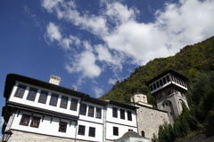 Das Kloster von St. Jovan Bigorski Lizenzfreies Stockfoto