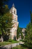 Das Kloster von St. Nino bei Bodbe Lizenzfreies Stockbild