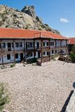 Das Kloster von Treskavec Lizenzfreies Stockfoto