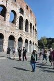 Das Kolosseum in Rom, Italien Stockfoto