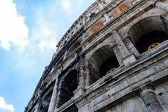 Das Kolosseum von Rom Italien lizenzfreie stockfotografie